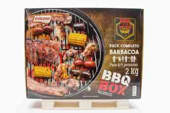 Emcesa BBQ BOX