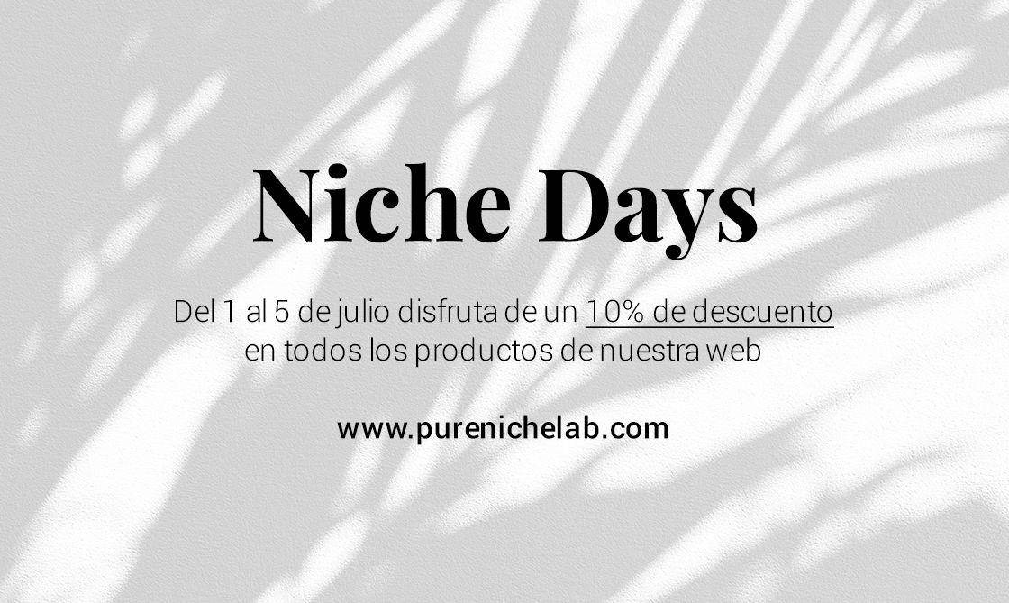 Fotografia Pure Niche Lab Niche Days
