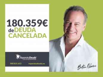 Noticias Derecho | Bertin Osborne, imagen oficial de Repara tu deuda