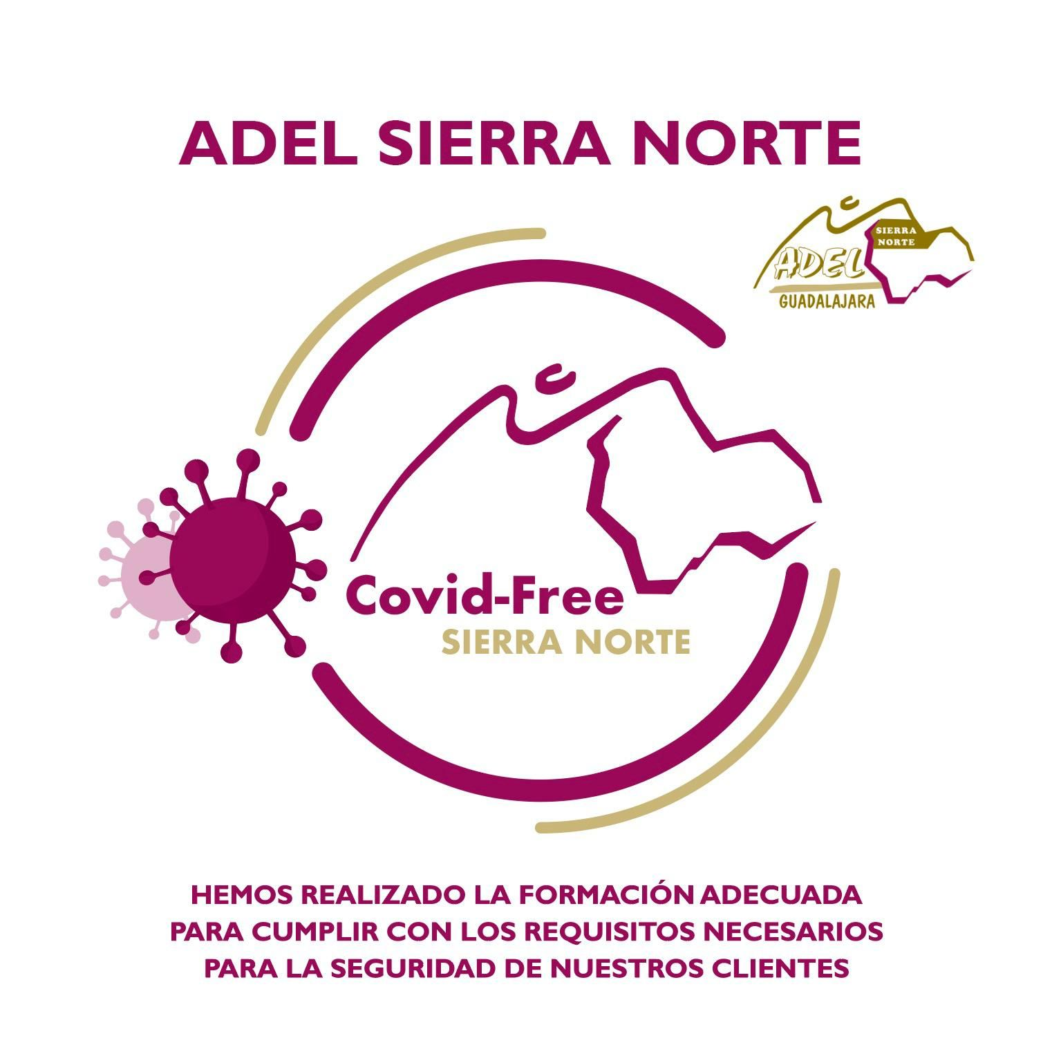 Foto de Sello COVIDFree Sigüenza