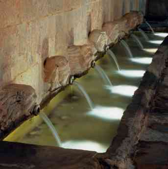 Fuente de los XIII Caños-Albalate de Zorita