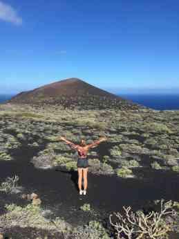 Foto de María de León en la Isla Bonita: La Palma