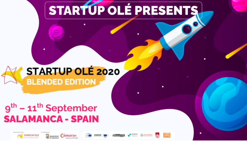 Foto de Evento Startup Olé 2020