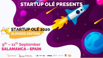 Evento Startup Olé 2020