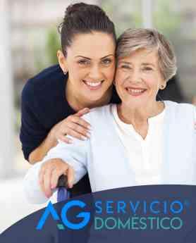 Servicio Doméstico AG - Cuidado de personas mayores