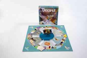 Juego de mesa Disciple