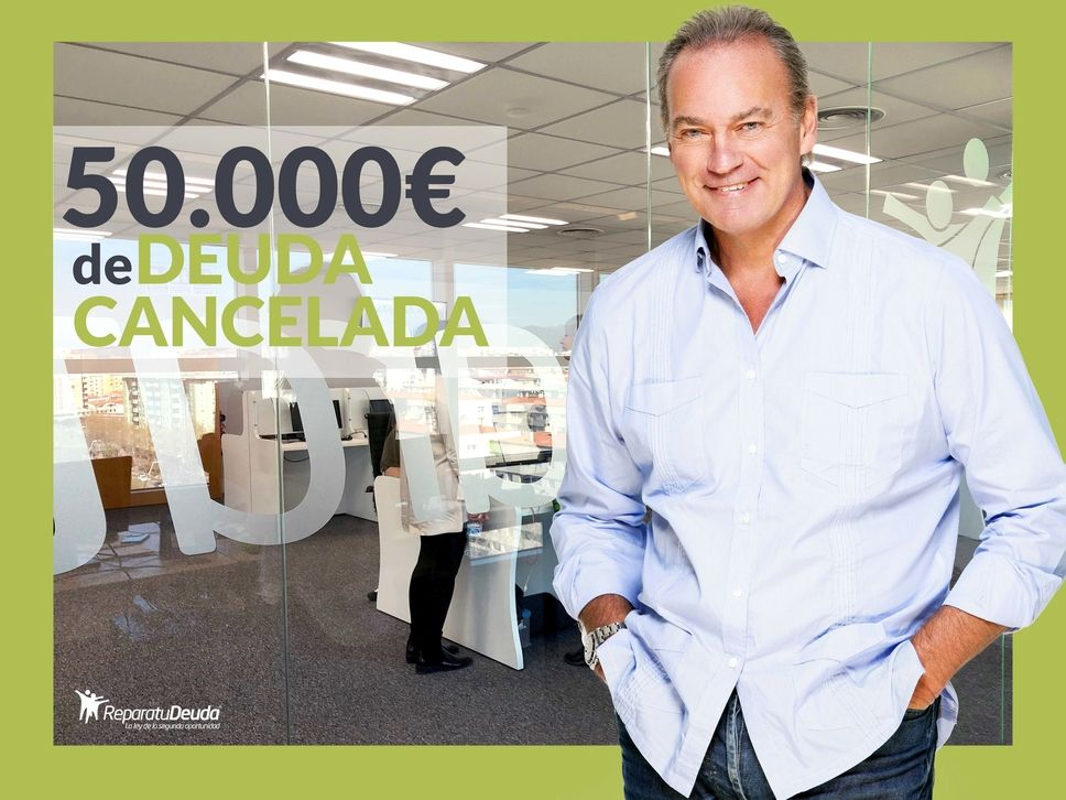 Repara tu Deuda Abogados cancela en Sabadell (Barcelona) 50.000 ? mediante la Ley de Segunda Oportunidad