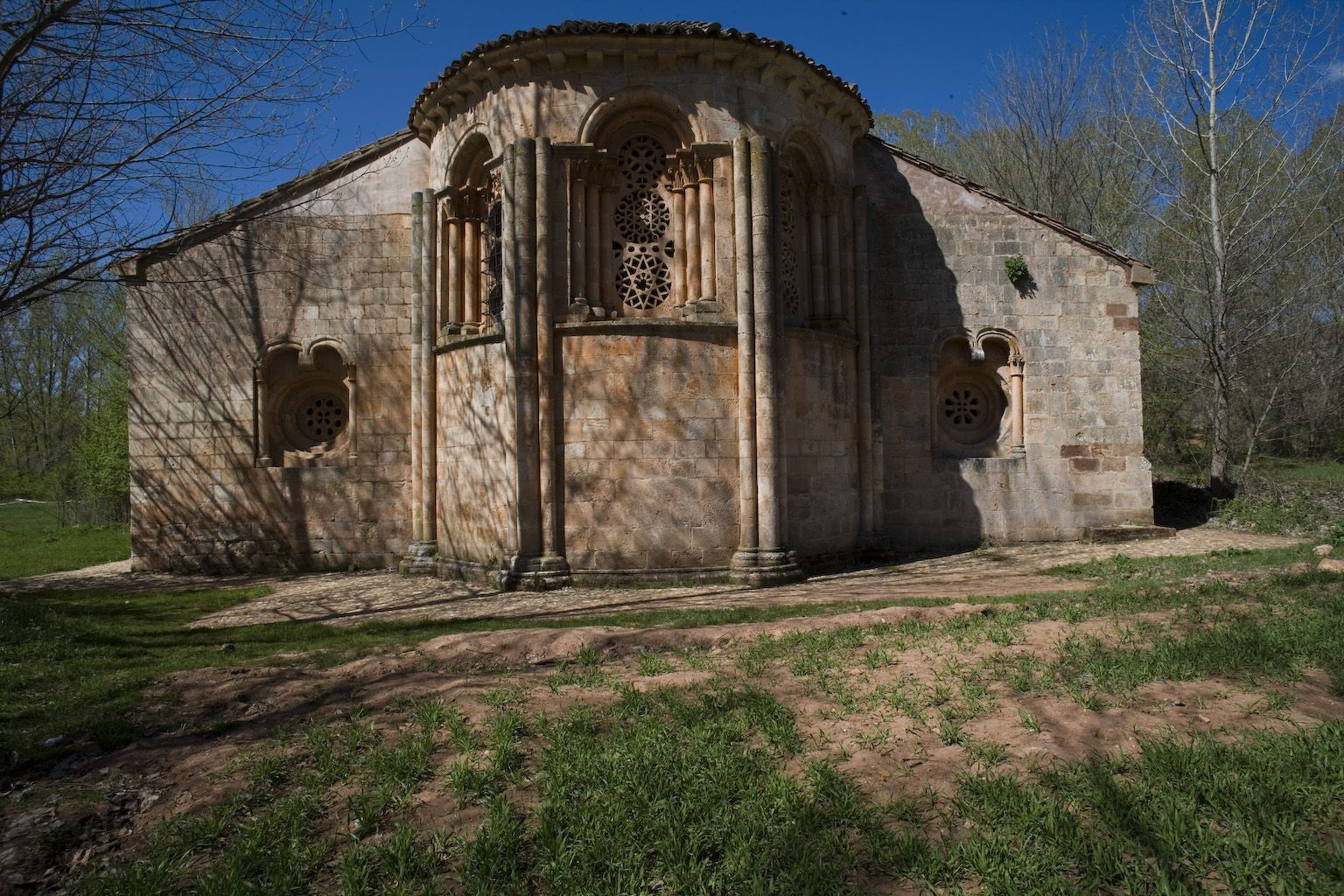 Fotografia Santa Coloma de Albendiego