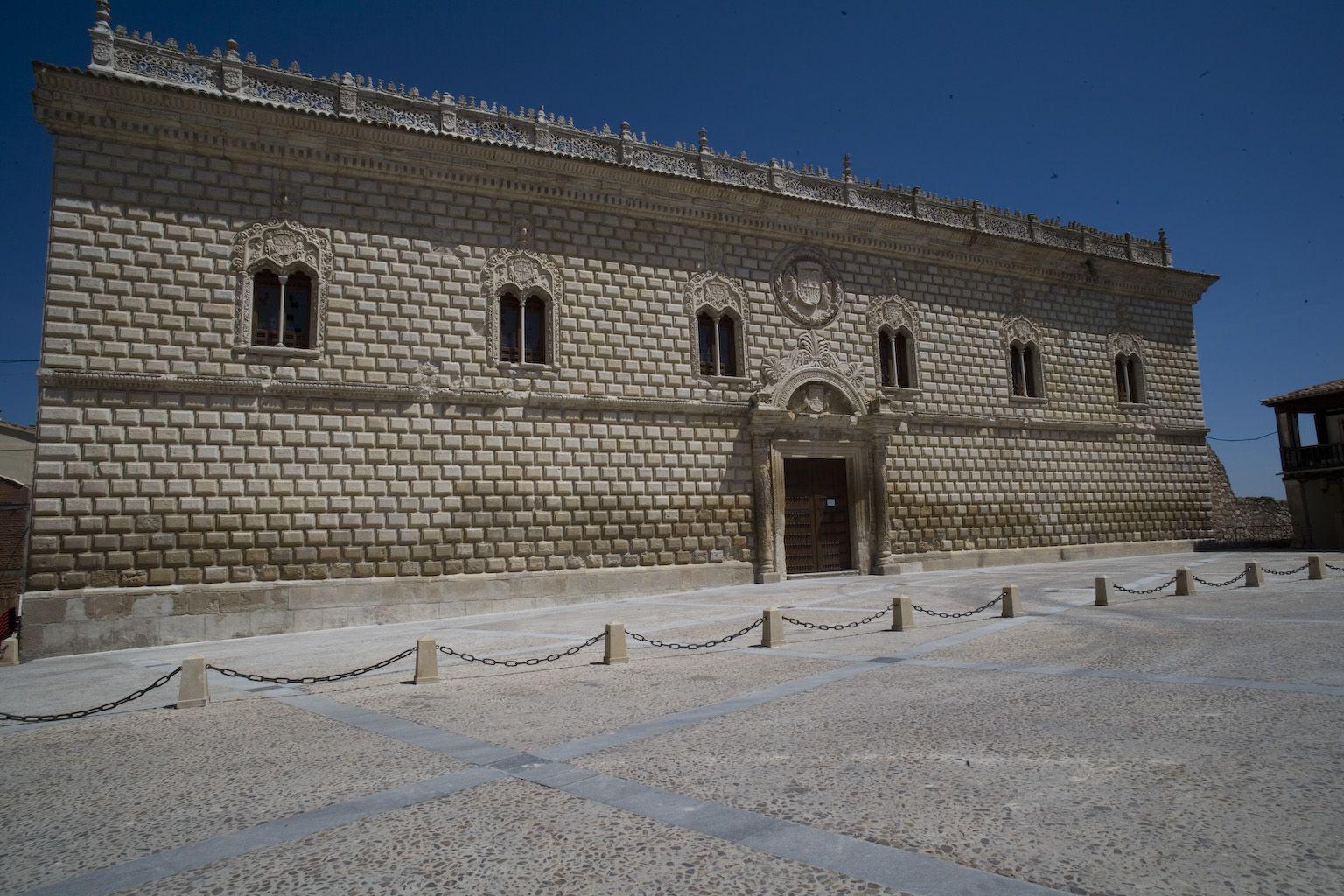Fotografia Palacio Ducal de Cogolludo