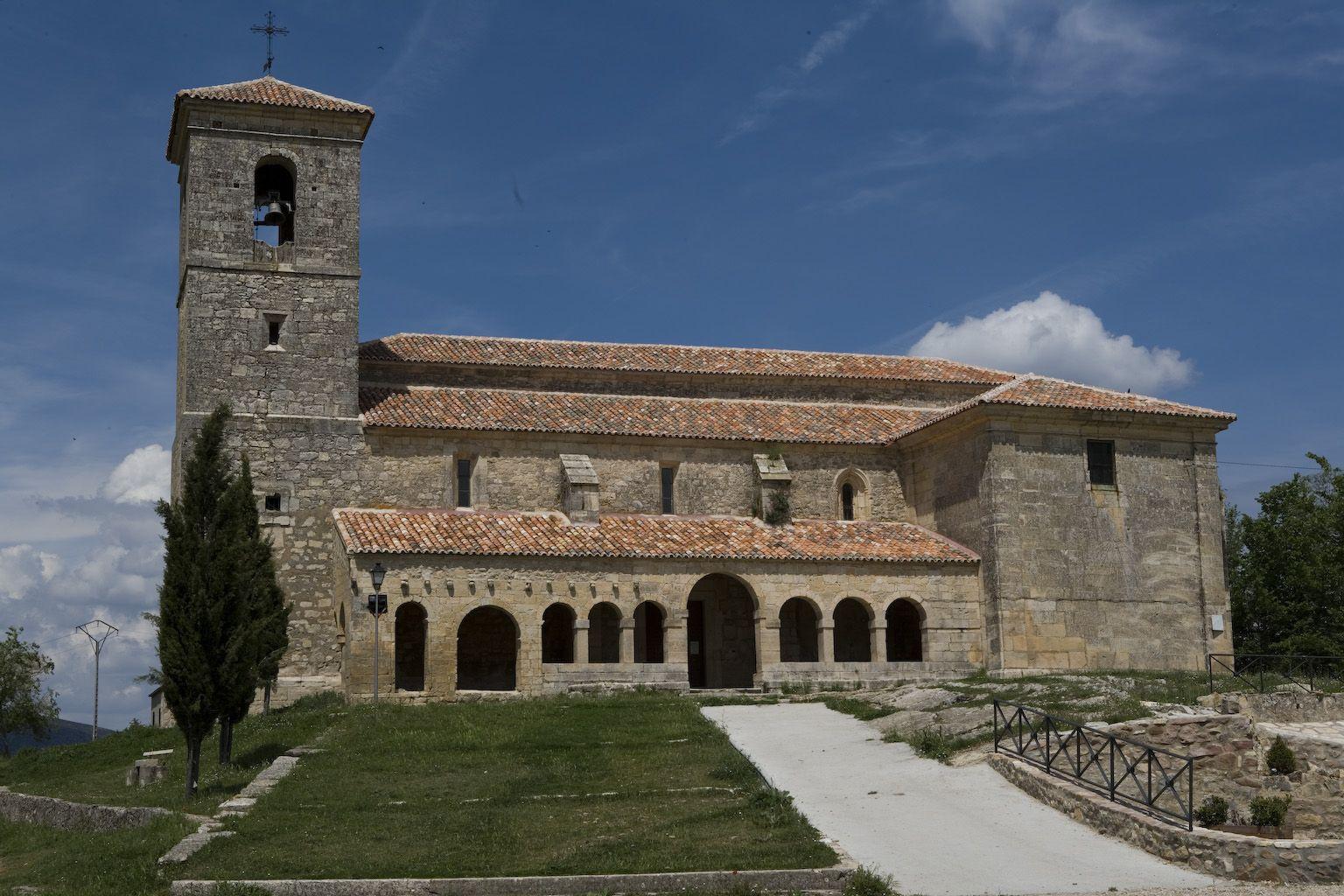 Fotografia Iglesia de Tamajón