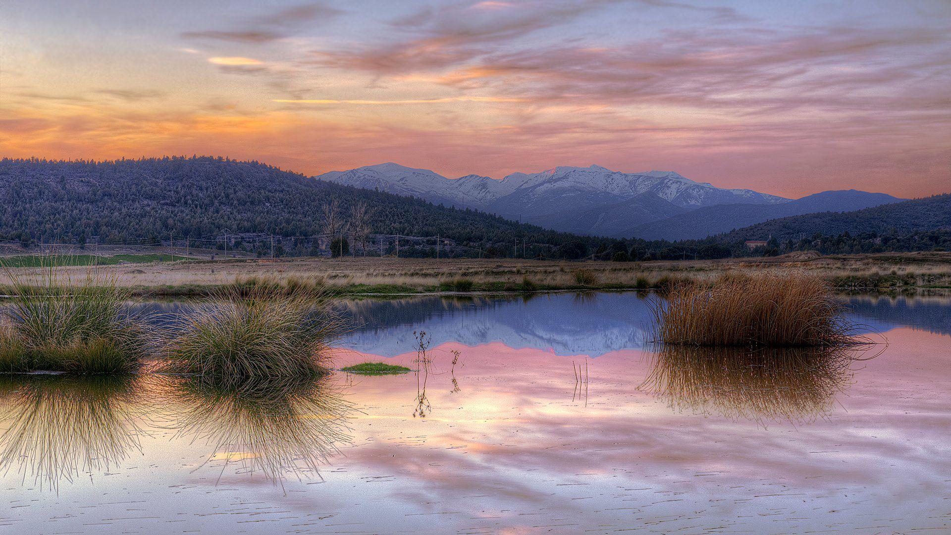 Fotografia Laguna de Cantarranas en Tamajón