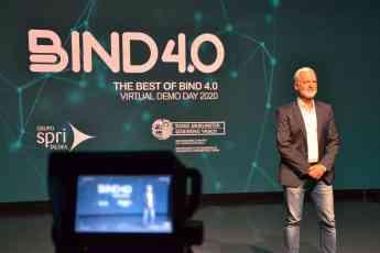Jack Vincent da comienzo al primero Demo Day virtual de BIND 4.0