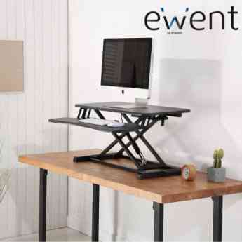 Soportes para Monitor y Estaciones de Trabajo Ewent