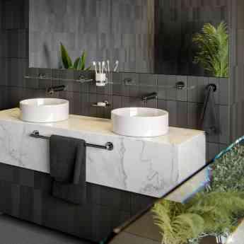 Ambiente de baño serie Niza de Nofer