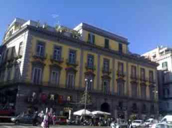 Foto de Universidad Telemática Pegaso sede Palacio Zapata en Nápoles