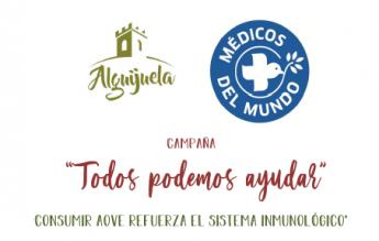 La almazara Alguijuela inicia una campaña solidaria con Médicos del Mundo