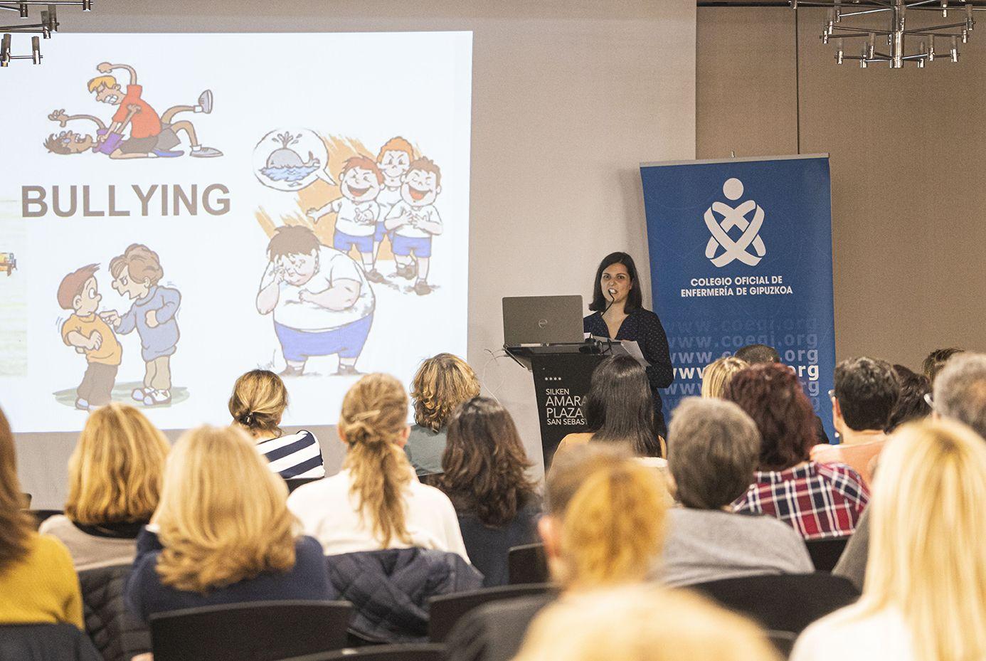 Foto de  Imagen de archivo de la Jornada sobre Salud Escolar