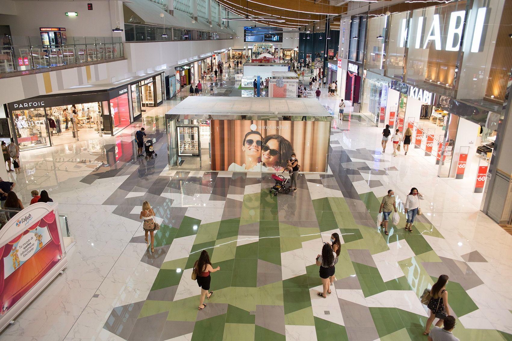 Foto de Reforma Centro Comercial L'Aljub.