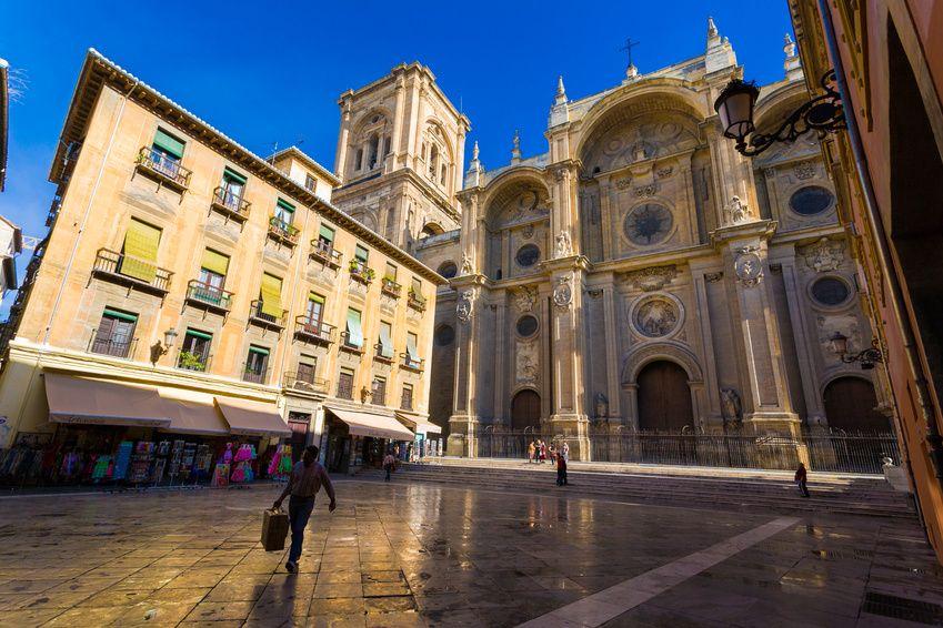 Fotografia Catedral de Granada