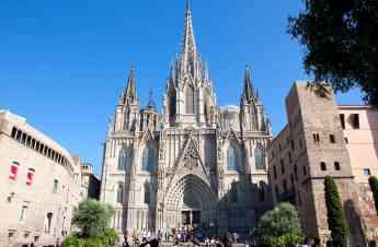 Foto de La Catedral de Barcelona