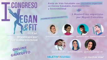"I Congreso ""Vegan & Fit"""