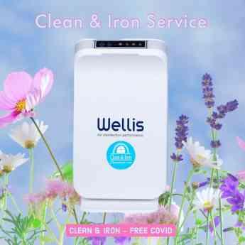 Purificación y desinfección del aire con el sistema Wellisair