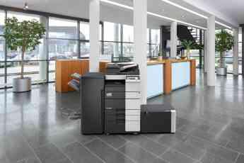 Foto de Impresora A3 de oficina DEVELOP ineo 458e
