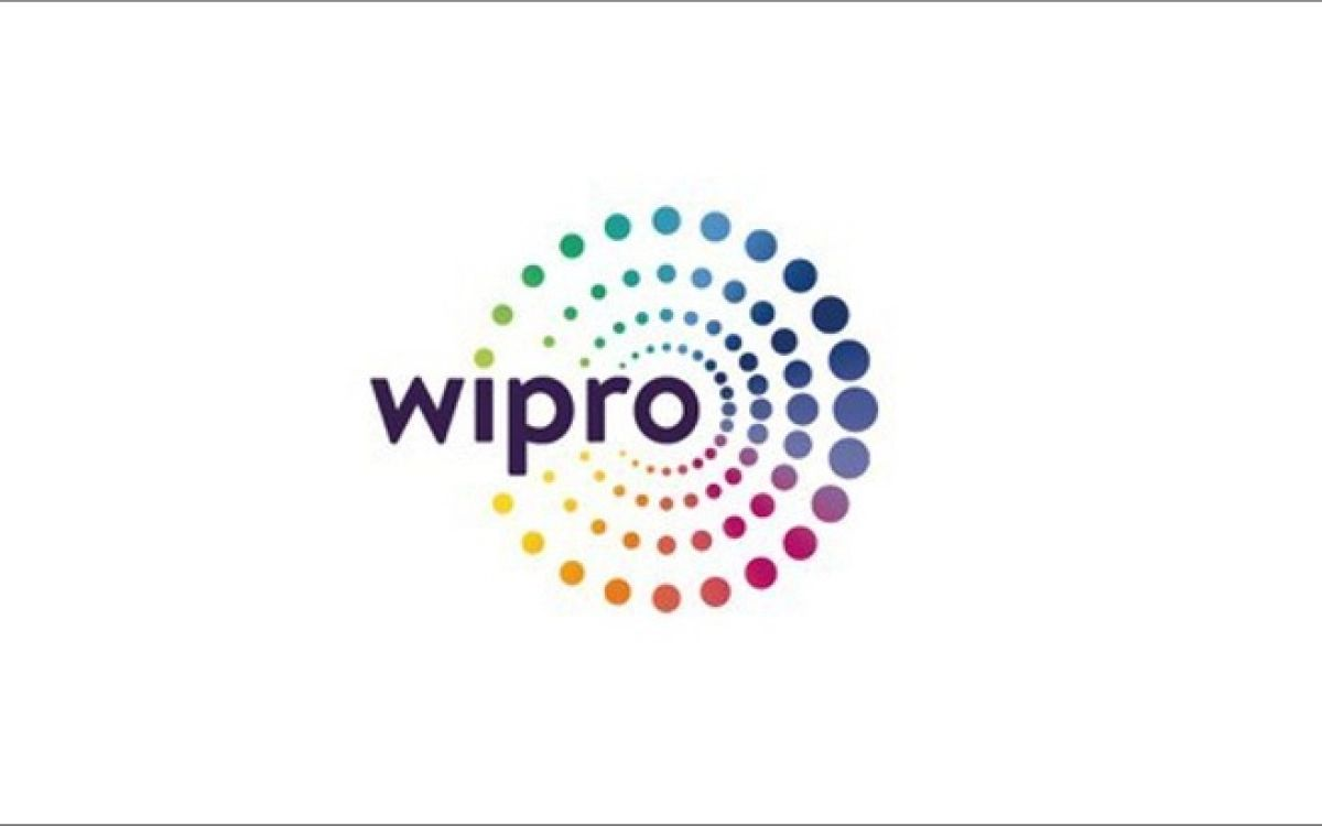 Fotografia Wipro logo