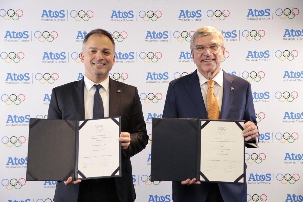 Foto de Atos y el COI amplían la colaboración olímpica mundial