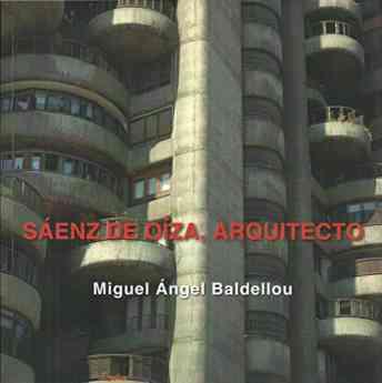 Portada del libro Sáenz de Oíza, arquitecto