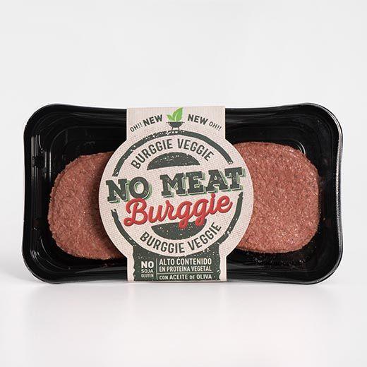 NO MEAT ?Burggie?, la apuesta vegana de Emcesa