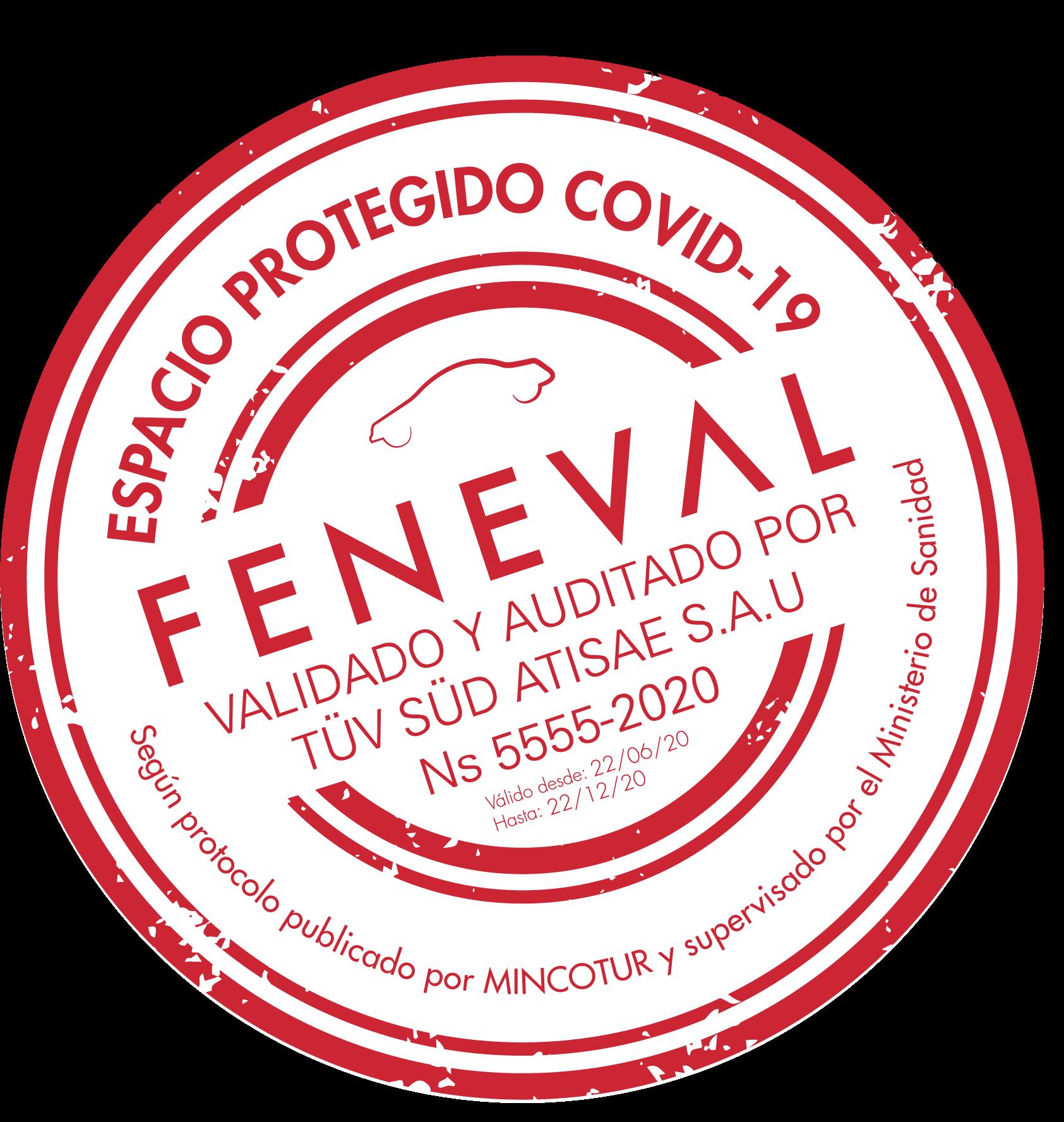 """Europcar, Helle Hollis y Javea Cars, primeros en obtener el sello FENEVAL """"Espacio Protegido COVID-19"""""""