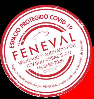Sello FENEVAL