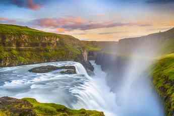 Foto de Foss. Islandia
