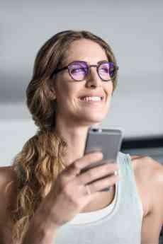 Foto de Protección refrescante para tus ojos en gafas y lentillas