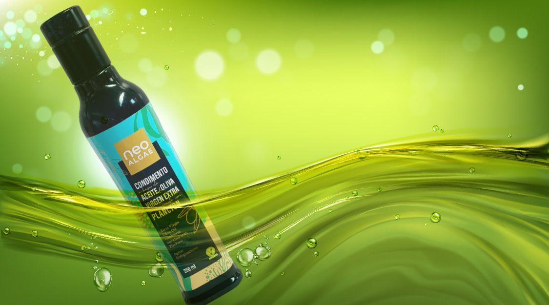 Fotografia Aceite con plancton Neoalgae