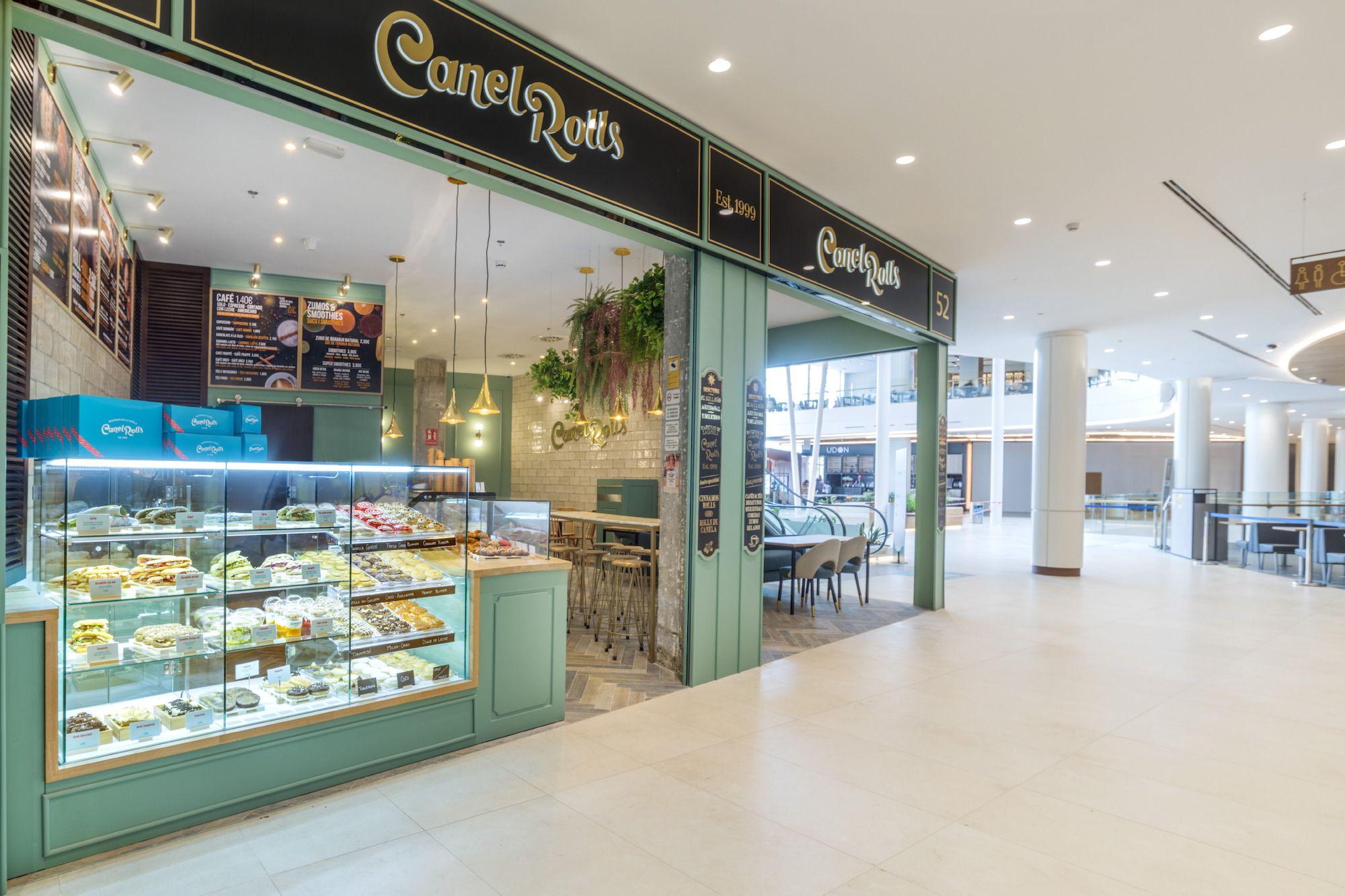 Foto de Nuevo establecimiento de Canel Rolls en Casteldefels