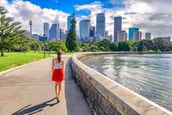 Foto de Estudiante Australia