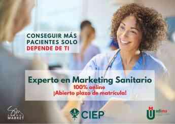 Foto de posgrado marketing sanitario