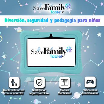 Foto de Nueva tablet diseñada para niños