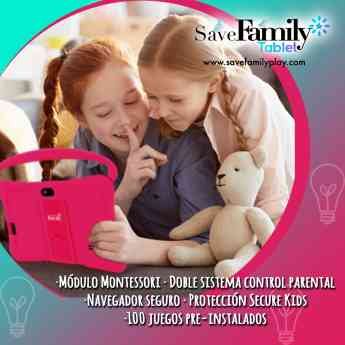 Foto de La nueva SaveFamily Tablet ya disponible