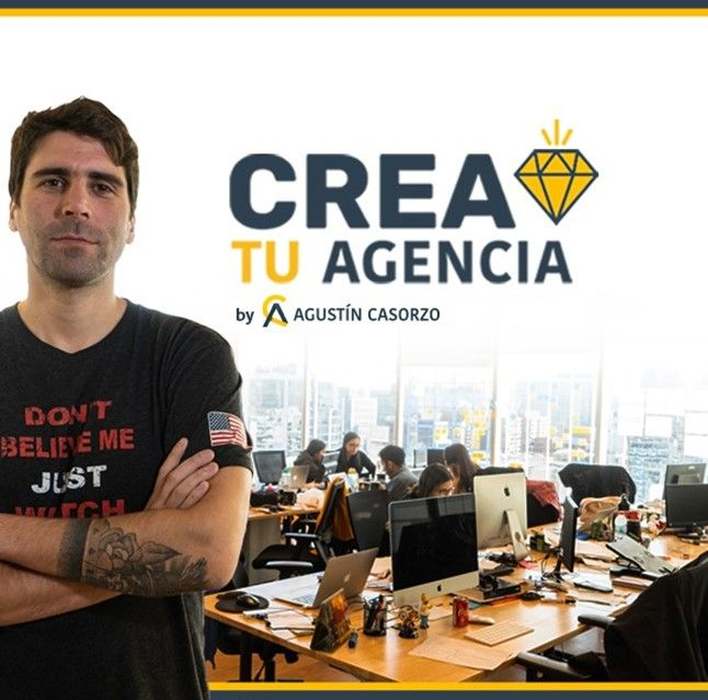 Foto de crea tu agencia