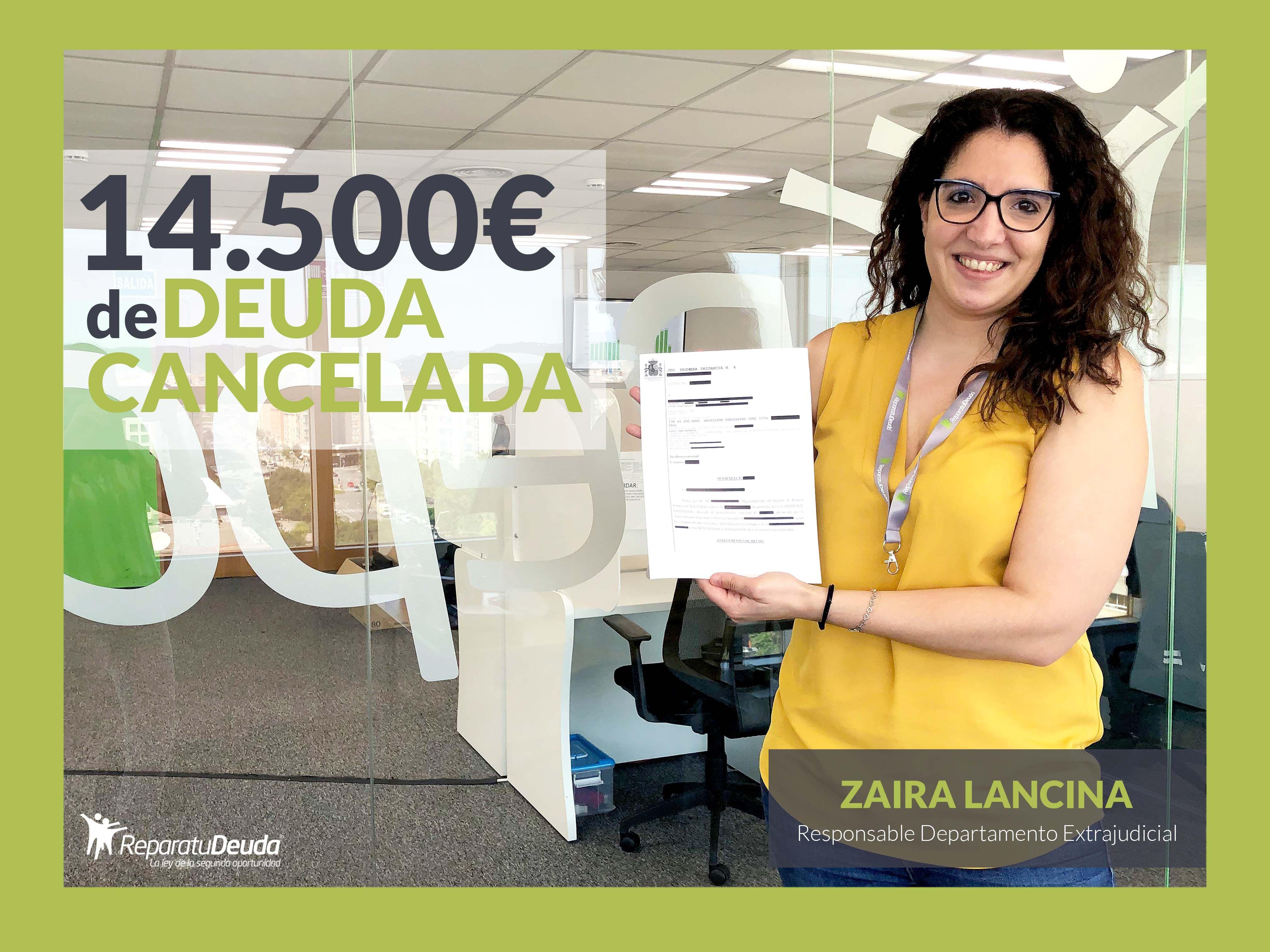 Repara tu deuda Abogados cancela 14.500 eur con 8 bancos en Madrid con la Ley de la Segunda Oportunidad