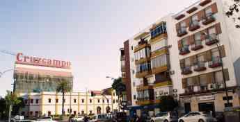 Foto de Localización Apartamentos Cruzcampo
