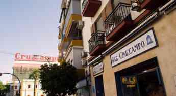 Foto de Apartamentos Cruzcampo, el mejor lugar para estancias por