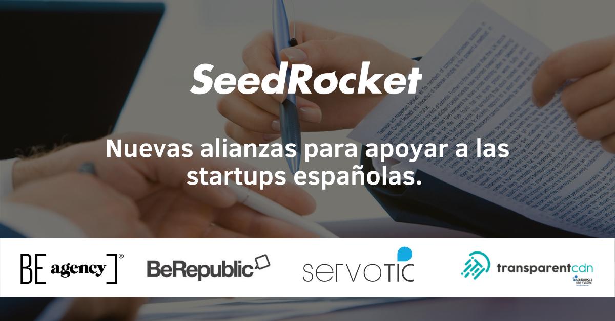 Foto de Nuevas Alianzas SeedRocket 2020