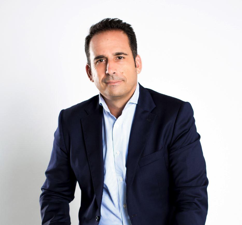 Foto de Borja Díaz, nuevo CEO de Allianz Partners España