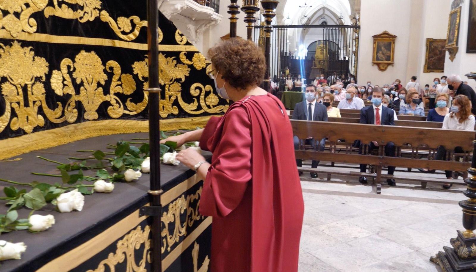 Fotografia Pastrana rindió homenaje a voluntarios y servidores