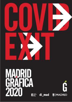 Cartel convocatoria Madrid Gráfica