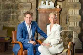 Foto de Margaret y Stephen de Heinrich
